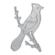 Diamondo Bird Die Cuts Scrapbooking Embossing Manual Toy Metal Embossing DIY Stencil