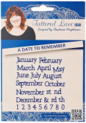 Tattered Lace A Date to Remember Cutting Die TLD1078