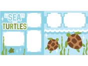 """Sea the Turtles"" Scrapbook Kit"
