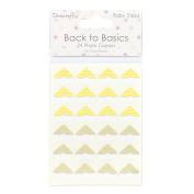 Dovecraft Back to Basics Baby Steps - Card Craft Embellishment Photo Corners