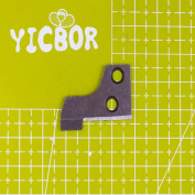 YICBOR Serger Lower Knife 784048001 For Janome Newhome 104D 134D 203 234 234D 303 334 Kenmore 385.1564180 16631490 16633790 1664190