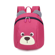 Ultra Lightweight Baby Toddler Backpack Kids Rucksacks Children Daysack with Safety Harnesses Reins Belt-Bear