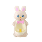 mkool Lovely Rabbit Standing Potty Baby Training Urinal for Boys with Free Potty Training Game