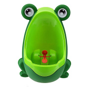 Liya Cute Frog Potty Urinal Pee Training for Boys with Funny Aiming Target