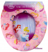 Disney Princess Children Potty Toilet Training Seat Cover