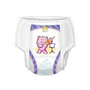 Medtronics - Curity Runarounds Girl Training Pants Large 15-18kg. - Paediatric Training Pants - 23pcs/PK