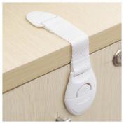 Cabinet Lock, Inkach Baby Toddler Safety Fridge Drawer Door Cabinet Cupboard Locks Gift