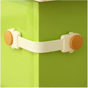 Adjustable Child Safety Locks Cabinet Locks for Cabinets & Drawers