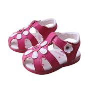 Ecosin Baby Kid Toddler Sandal Sunflower Girl Summer Lighted Soft Princess Shoes