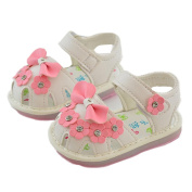 Ec Baby Children Bowknot Shoes Girl Flower Shoes Princess Fashion Single Shoes