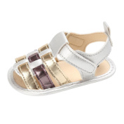 Ecosin Baby Infant Kid Girl Casual Sandals Soft Sole Crib Toddler Newborn Shoes