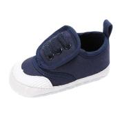 Ecosin Baby Shoes Boy Girl Newborn Crib Soft Sole Shoe Sneakers First Walkers