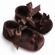 Ec Baby Girls Crib Shoes Princess Flower Soft Prewalker Soft Sole Shoes Sneaker