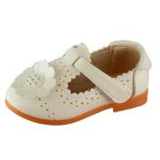 Ecosin Baby Children Girl Flower Howllow Shoes Princess Fashion Single Shoes