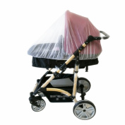 Hofumix Mosquito Net for Baby Strollers Mosquito Netting Bug Net for Jogger Stroller
