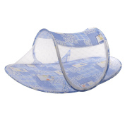 Bininbox New Foldable Baby Bed Flies Mosquito Net Netting Tent Playpen Pop up Child