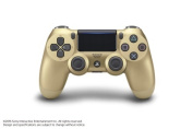 Sony PS4 PlayStation 4 DualShock 4 Wireless Controller - Gold V2