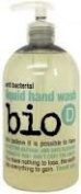 Bio-D Hand Wash unfragranced 500ml * 7