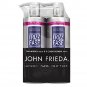 John Frieda Duo Pack Frizz Ease Miraculous Recovery Shampoo and Conditioner, 500 ml, Pack of 2