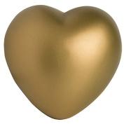 Golden Heart Stress Toy