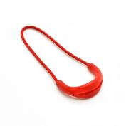 9pcs/pack U Shape Colour Zipper Pulls Fits/zipper Fixer For Apparel Accessories
