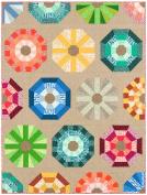 Elizabeth Hartman Sea Urchins Quilt and Pillow Pattern