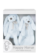 Giftbox Happy Horse Blue Rabbit Richie 17678 - 33cm