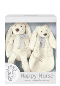 Giftbox Happy Horse Ivory Rabbit Richie 17348 - 33cm