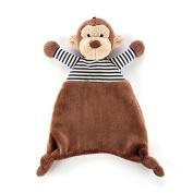 Jellycat Stripy Monkey Soother 23cm