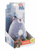 The Secret Life Of Pets - Soft Plush Toy Keychain Keyclip in Gift Box - Chloe the Cat