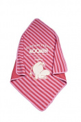 Baby Hooded Towel Baby Moomin Moomin Bathcape