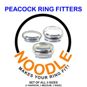 RingFitters NOODLE Sets, Ring Size Reducer, Ring Guard, Ring Size Adjuster