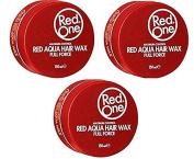 Red One Red Aqua Hair Wax 150ml
