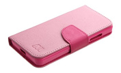MyBat Wallet Case for Microsoft Lumia 550 - Retail Packaging - Pink