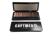 Covershoot Captured Eyeshadow Palette, 1.2 g, 12-Piece