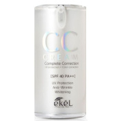 eKeL Complete Correction CC Cream 50ml SPF40 Pa++ Whitening UV Protection Wirinkle Care