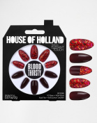 Elegant Touch House of Holland Blood Thirsty False Nails