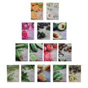 Nature Republic Real Nature Mask Sheet 10Pcs Mask Sheet