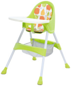 FP Young & Eat TPU 9301704900 Highchair lime