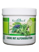 Herbal Cream Station with Alpine Herbs 250ml