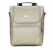Nappy Bag Backpack (white)