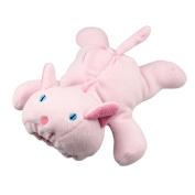 Yoyorule 500ml Baby Cartoon Milk Bottle Plush Pouch Soft Covers Keep Warm Holders