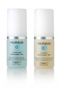 Neutralyze Moderate to Severe Acne Clearing Serum And Synergyzer - Maximum Strength 2-Step Anti Acne Treatment System With Salicylic Acid + Mandelic Acid