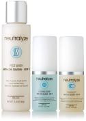 Neutralyze Moderate to Severe Acne Treatment Kit - Maximum Strength 3-Step Anti Acne Treatment System With Salicylic Acid + Mandelic Acid