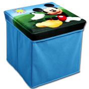 Storage Ottoman Pouffe Seat Stool With Designs Available – Storage Box – Toy Box/Toy Box/Toy Box/Storage Box/Stool
