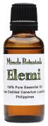 Miracle Botanicals Wildcrafted Elemi Essential Oil - 100% Pure Canarium Luzonicum - 10ml or 30ml Sizes - Therapeutic Grade - 30ml/1oz.