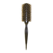 HairArt H3000 Luxe Boar and Nylon Round Hair Brush, 5.1cm