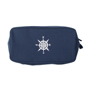 Izola Canvas Dopp Kit for Travelling - Compass