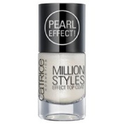 Catrice Million Colour Effect Top Coat No. 06 Mysterious Style Mother of Pearl, 10 ml/0.33 fl. oz.