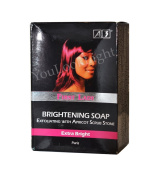 . !! First Lady Brightening and Exfoliating Scrubbing Brightening Clear Skin Soap 200g